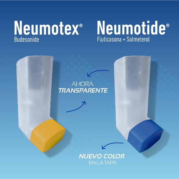 Cambio de diseño y colores de los dispositivos.