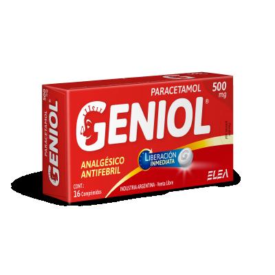 Laboratorios Elea pisa fuerte en el mercado de analgésicos de la mano de Geniol